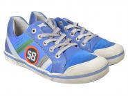 Stones & Bones Sneaker Daddy blau