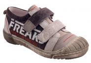 FREAKS Sneaker 10500 schwarz