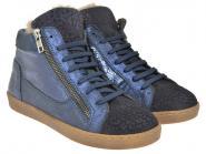 Clic Sneaker 8823 F blau