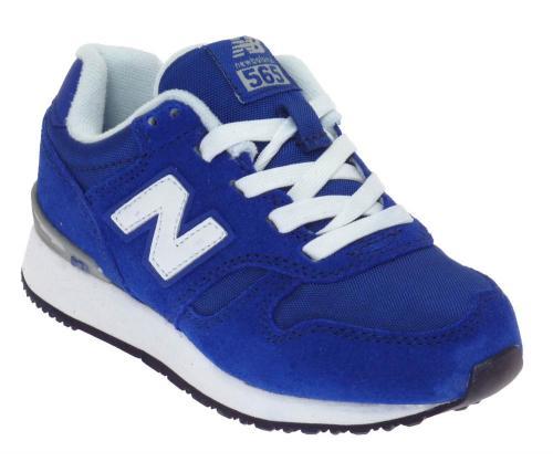 New Balance Sportschuhe KL565BWP blau