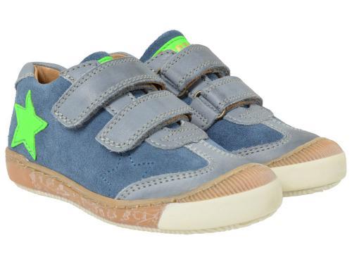 Bisgaard Halbschuhe 40323 jeansblau