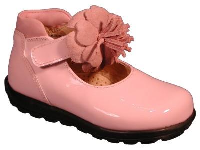 Gallucci Lauflernschuhe Ballerina rosa