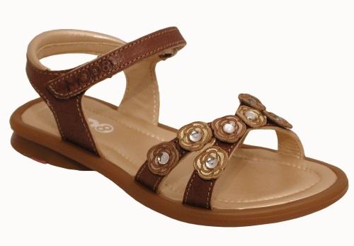 MOD8 Sandale Jepeins braun