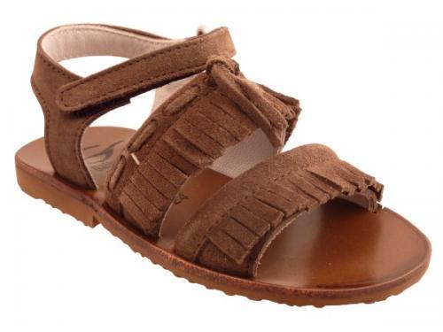 Gallucci Sandale 291 braun