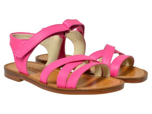 Beberlis Sandale 17605 pink