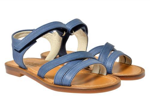 Beberlis Sandale 17605 blau