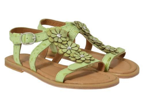 Bisgaard Sandale 71917 grün