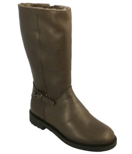 Gallucci Stiefel 5088 F grau-braun