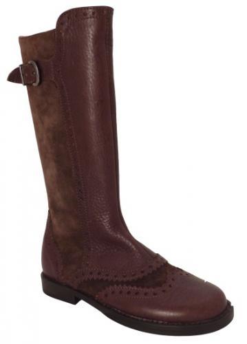 Gallucci Stiefel 5168 braun