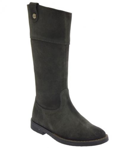 TwinPass Stiefel grau