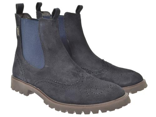 Clic Chelsea Boot 7112 blau