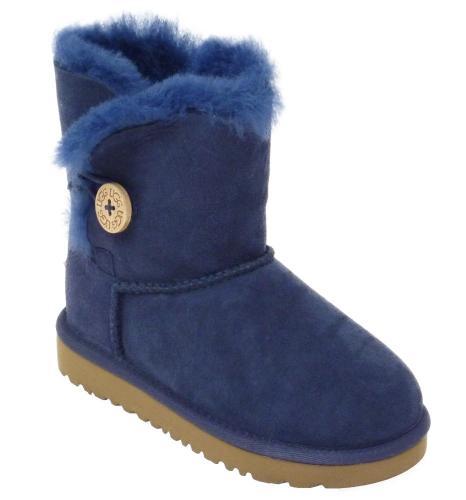 UGG Stiefel Bailey Button blau