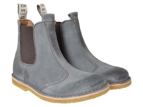 Bisgaard Chelsea Boots grau