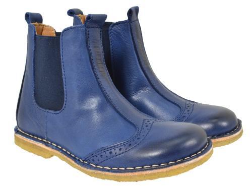 Bisgaard Schlupfstiefel 50203 blau