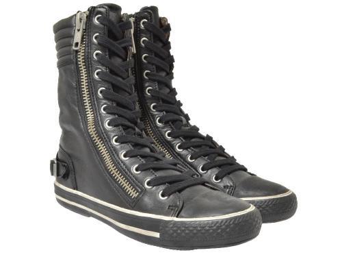 Ash Sneaker Voice schwarz