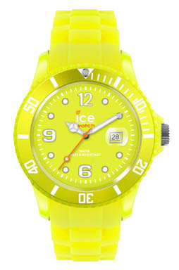 ICE-Watch Flashy Neon Yellow Big SS.NYW.B.S.12