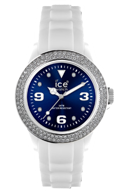 ICE-Watch Blue White Blue Unisex IB.ST.WBE.U.S.11