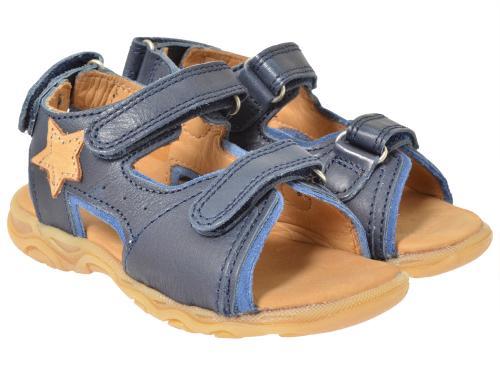 Bisgaard Sandale 70304.20 blau