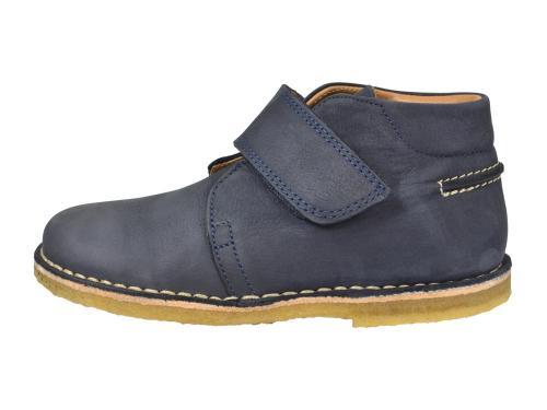 Bisgaard Klettschuhe 40201 blau