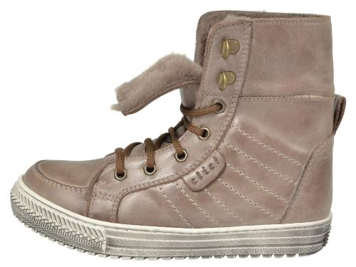 Clic Sneaker 8031 F braun