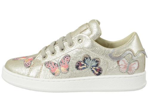 Clic Sneaker 9180 platin-grau