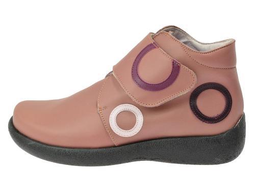 MOD8 Knöchelschuhe alt-rosa