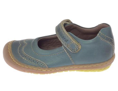 Bisgaard Spangenschuhe 016 blau