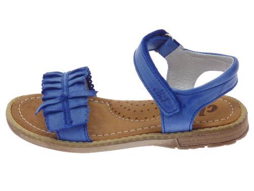 Clic Sandale 8158 jeans-blau