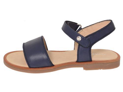 Florens Sandale W7720 blau