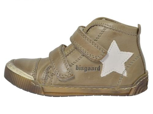 Bisgaard Klettschuhe 40704 grau