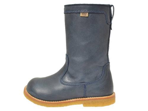 Bisgaard Stiefel 60506 blau