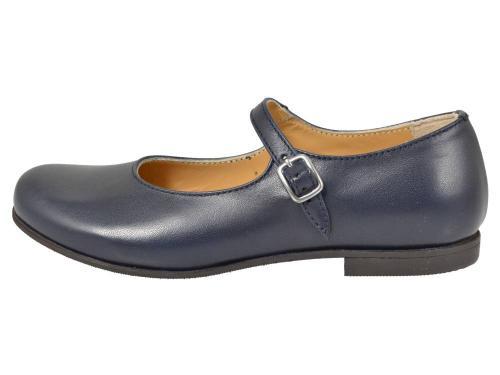 Gallucci Spangenschuhe 315 blau