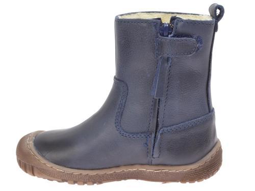 Bisgaard Stiefelette 61002 blau