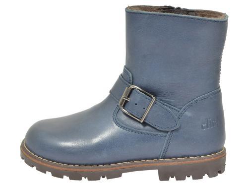 Clic Stiefelette 8413 F blau