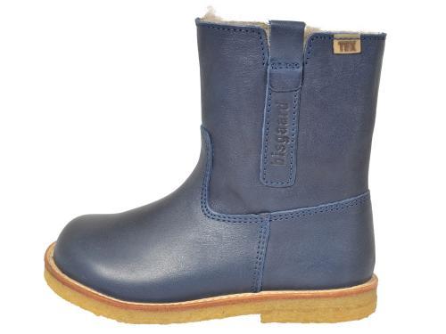 Bisgaard Stiefelette 60504 blau
