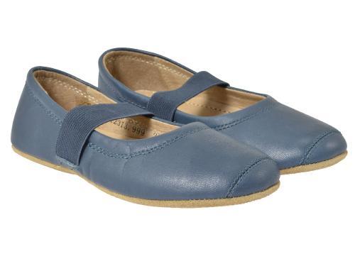 Bisgaard Hausschuhe blau