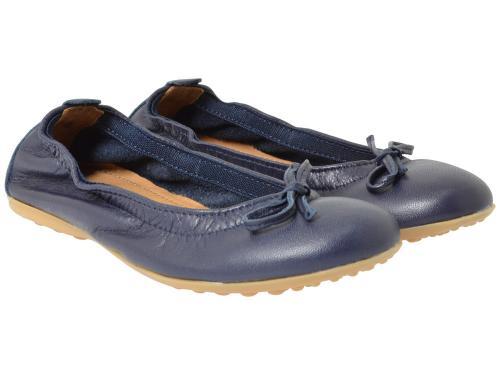 Bisgaard Ballerina 81916 blau