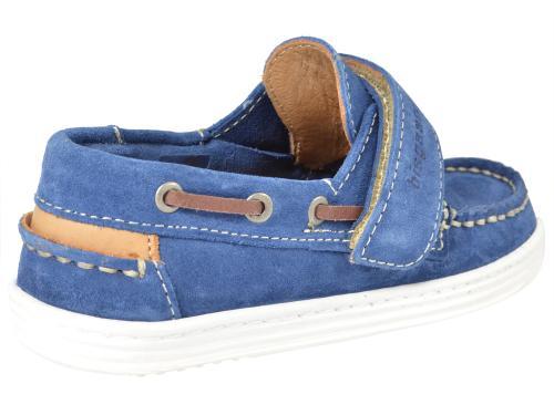 Bisgaard Bootsschuhe 41102 blau