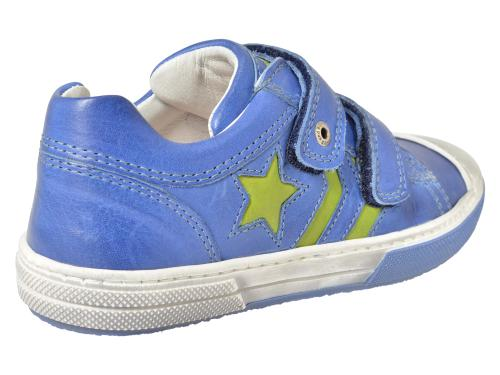 Stones & Bones Sneaker Chuck blau