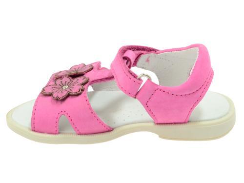 Beberlis Lauflernsandale 17188 pink