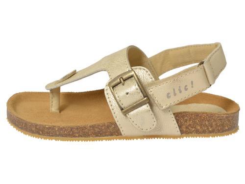 Clic Sandale Nilo gold