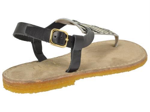 Clic Zehensteg-Sandale Firenza schwarz