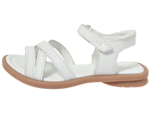 MOD8 Sandale Jelguy2 weiß