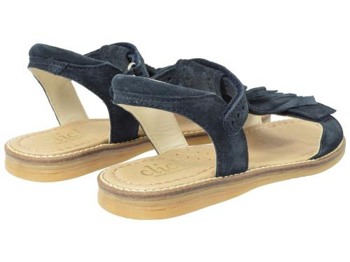 Clic Sandale 9138 blau