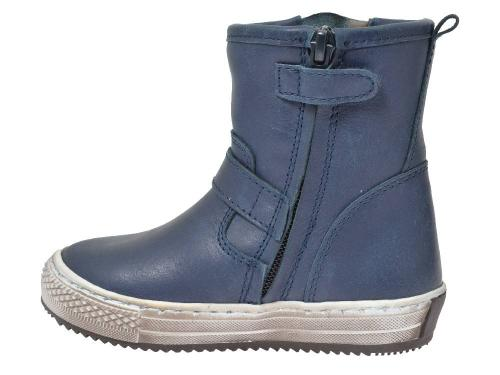 Clic Stiefelette 8586 F blau