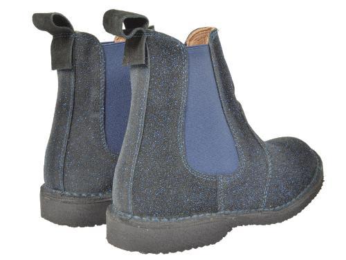Bisgaard Chelsea Boot 50914 blau