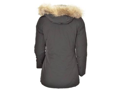 Woolrich Luxury Arctic Parka Kids schwarz