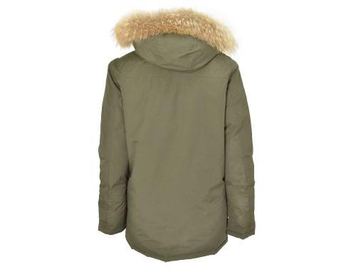 Woolrich Arctic Parka grün