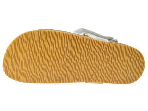 Clic Sandale Flower silber