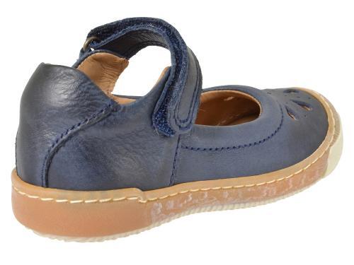 Bisgaard Spangenschuhe 80301 blau